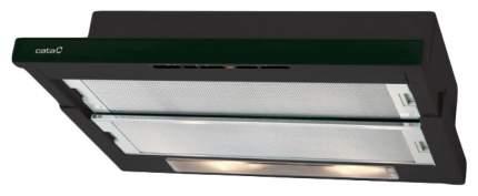 Вытяжка встраиваемая CATA TF 5250 GBK Black