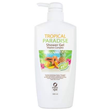 Гель для душа Easy Spa Tropical Paradise Vitamin Complex Shower Gel, 500 мл