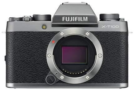 Фотоаппарат системный FUJIFILM FX-X-T100 DS-RU Silver