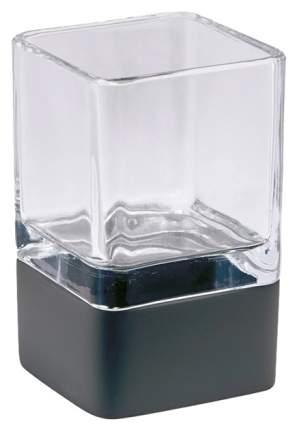 Стакан для зубных щеток Aquanova Ona Черный