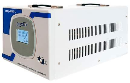Стабилизатор напряжения RUCELF SDF,II-9000-L Белый