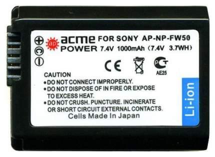 Аккумулятор для фотоаппарата AcmePower AP-NP-FW50
