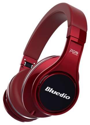 Беспроводные наушники Bluedio U Ufo Red