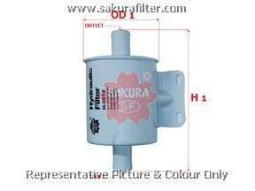 Фильтр гидравлический Sakura H5919