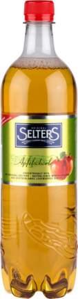 Вода минеральная газированная Selters с яблочным соком 1 л
