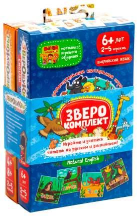 Семейная настольная игра Банда умников УМ044