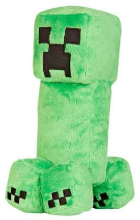 Мягкая игрушка Jazwares Creeper Крипер из плюша Minecraft 18 см