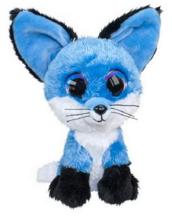 Мягкая игрушка Tactic Лисёнок Blueberry, синий, 15 см