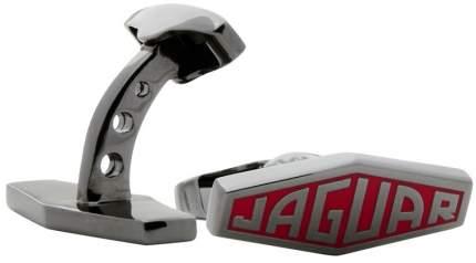 Запонки Jaguar Heritage Cufflinks Red, артикул JJCLHER