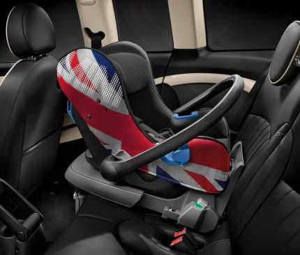 Детское автокресло Mini B82222355994 0+ Union Jack