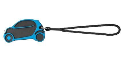 Брелок-фонарик Smart B67993077 на солнечной батарее Black/Blue