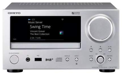 CD Ресивер Onkyo CR-N775D Silver