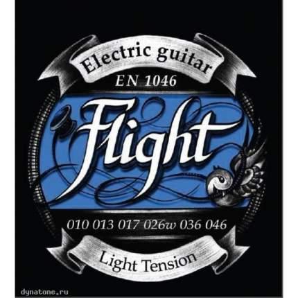 Струны для электрогитары FLIGHT EN 1046