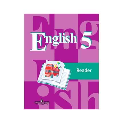 Кузовлев, Английский Язык, книга для Чтения, 5 класс