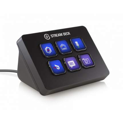 Стриминг контроллер Elgato Stream Deck Mini (10GAI9901)