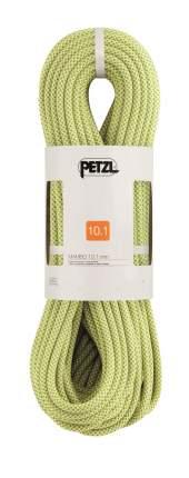 Веревка динамическая Petzl Mambo 10,1 мм, желтая, 60 м
