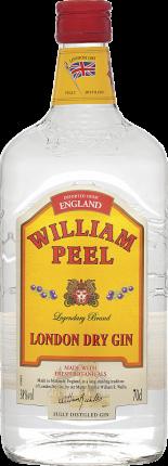 William Peel London dry gin