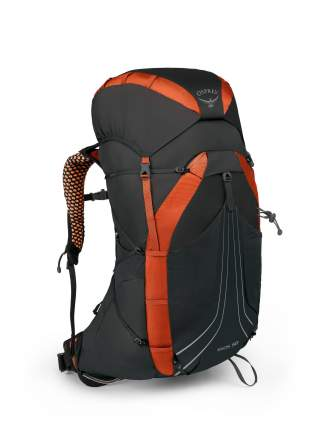 Рюкзак Osprey Exos 58 черный M 58 л