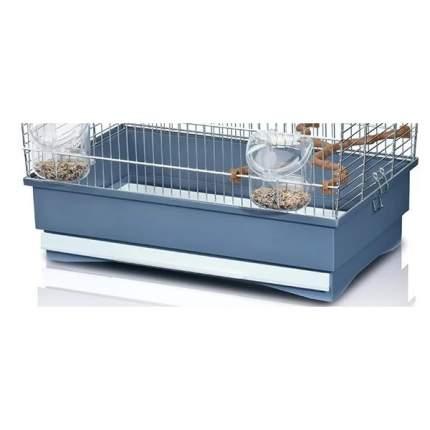 Поддон IMAC для клетки для птиц Elisa, Camilla, Sofia, Fiona, Irene3, Agata,пепельно-синий