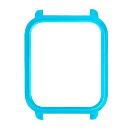 Рамка Mijobs PC чехол защиты оболочки для Amazfit Bip Blue