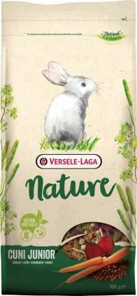 Сухой корм для крольчат Versele-Laga Nature Cuni Junior, 700г
