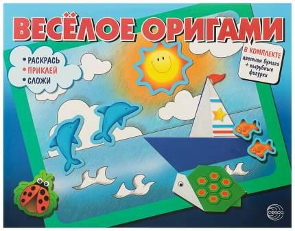 Оригами Сфера Раскрась, приклей, сложи 4050514