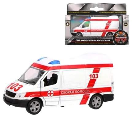 Машина спецслужбы Пламенный мотор Скорая медицинская помощь 870361