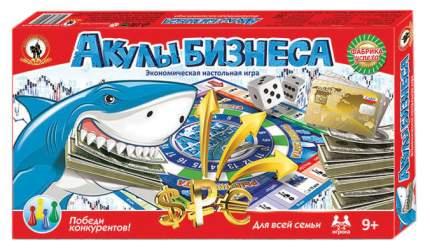 Настольная игра для взрослых Русский стиль Акулы бизнеса