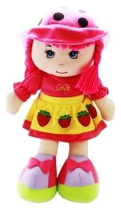 Мягкая игрушка кукла иринка Рыжий кот ДК-4921