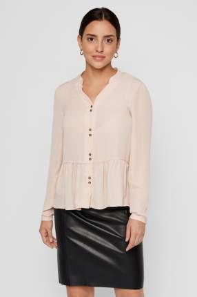 Блуза женская Vero Moda 10222883 бежевая XS
