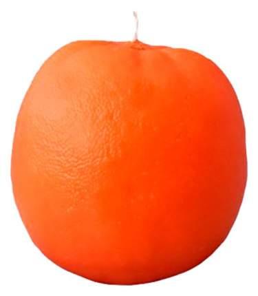Ароматическая свеча Омский Свечной Апельсин 9171