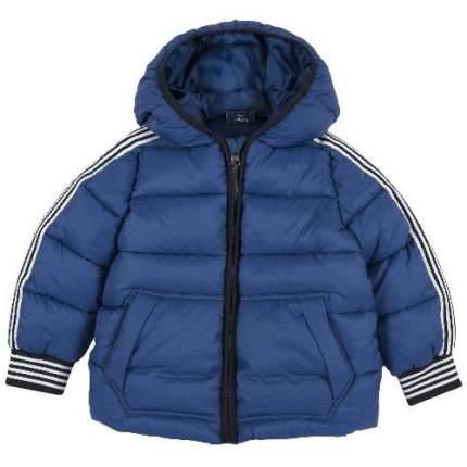 Куртка Chicco для мальчиков р.122 цв.синий