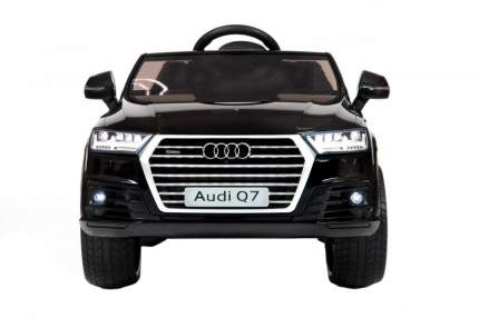 Детский электромобиль Barty Audi Q7 (Лицензия), Чёрный