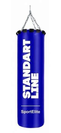Мешок боксерский SportElite STANDART LINE 70см, d-30, 25кг, синий