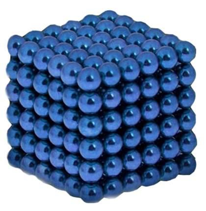 Антистресс магнит Неокуб 216 шариков d=0,5 см синий Sima-Land