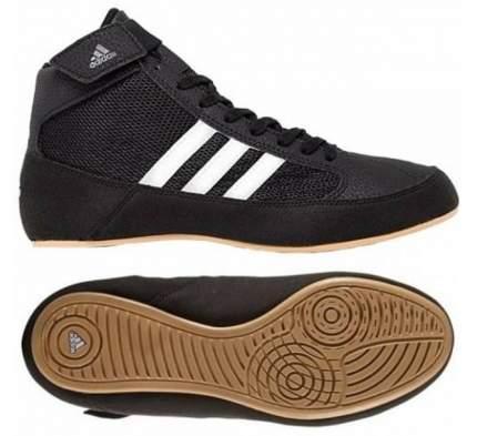 Борцовки Adidas HVC 2, black/white, 37