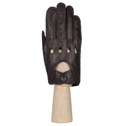 Перчатки мужские FABRETTI 2.92-2N коричневые 10