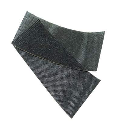 Шлифовальная сетка DEXX абразивная, водостойкая Р 80, 105х280мм, 3 листа