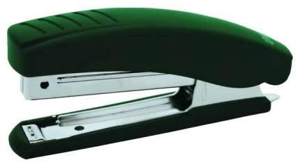 Степлер Index, скоба №10, на 20 листов, пластиковый корпус, антистеплер, темно-зеленый