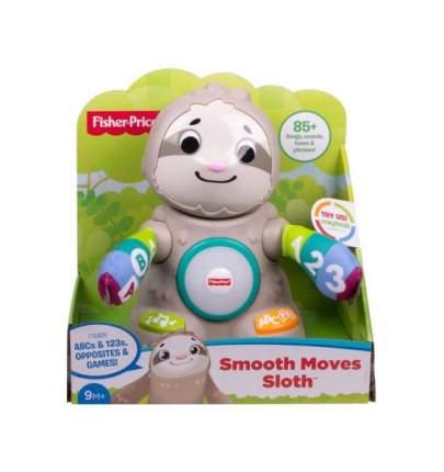 Интерактивная игрушка Fisher-Price Linkimals Smooth Moves Sloth FYK61