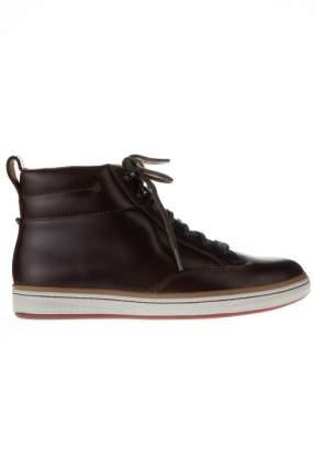 Кеды мужские Clarks 26127827 коричневые 41 RU