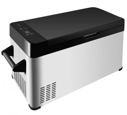 Автохолодильник LIBHOF Q-40 серый