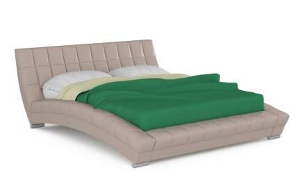 Кровать интерьерная Mobi Оливия 200х250х88 см, бежевый