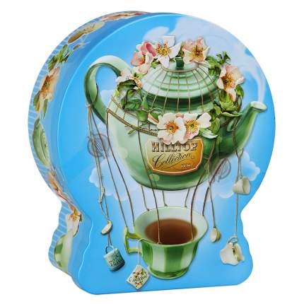 Чай Hilltop чайный дирижабль черный байховый с чабрецом коллекционный подарочный 100 г