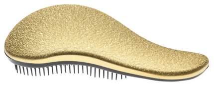 Расческа Dewal Beauty Для легкого расчесывания волос Золотисто-черный
