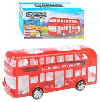 Автобус Наша игрушка электрифицированный 038-2A