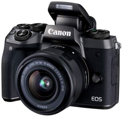 Фотоаппарат системный Canon EOS M5 Kit Black