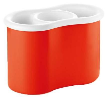 Сушилка для столовых приборов Guzzini 23205384 Forme casa Зеленый; белый; красный
