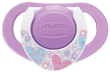 Пустышка латексная Chicco Physio 12+ Нежность/Розовый