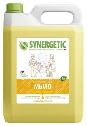 Жидкое мыло Synergetic Полевые цветы 5000 мл